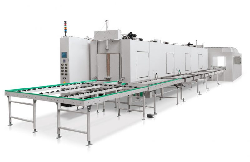 Continous Oven Systems, VDU / VDL