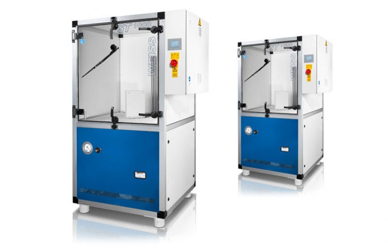 Dust Test Devices for Functional Tests Type ST