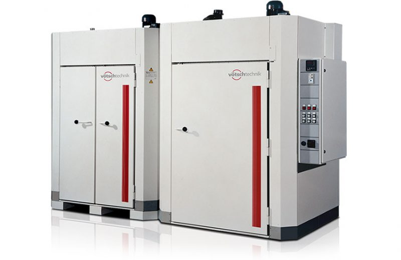 Industrial Ovens Heating and drying Ovens, VTU