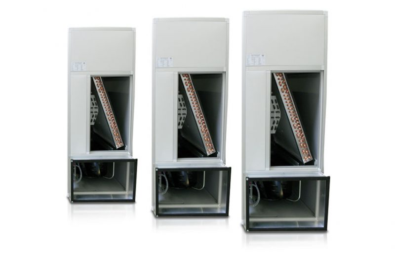 Mediclean Compact Air-Conditioning Units