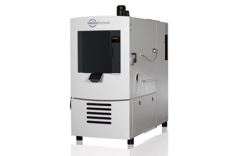 Precision Climate test cabinets for particulary stable and homogeneous test conditions