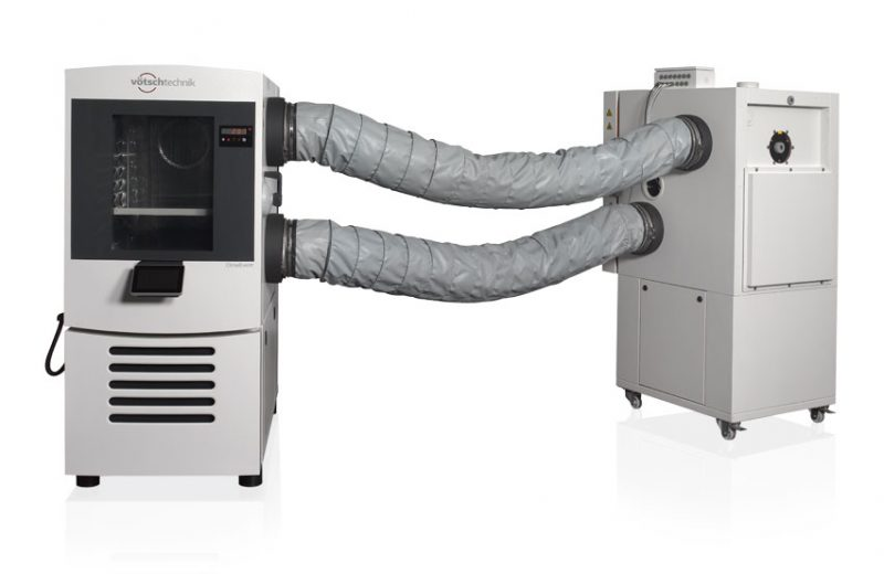 Temperature and Climate Air Conditioning Units for External Test Areas