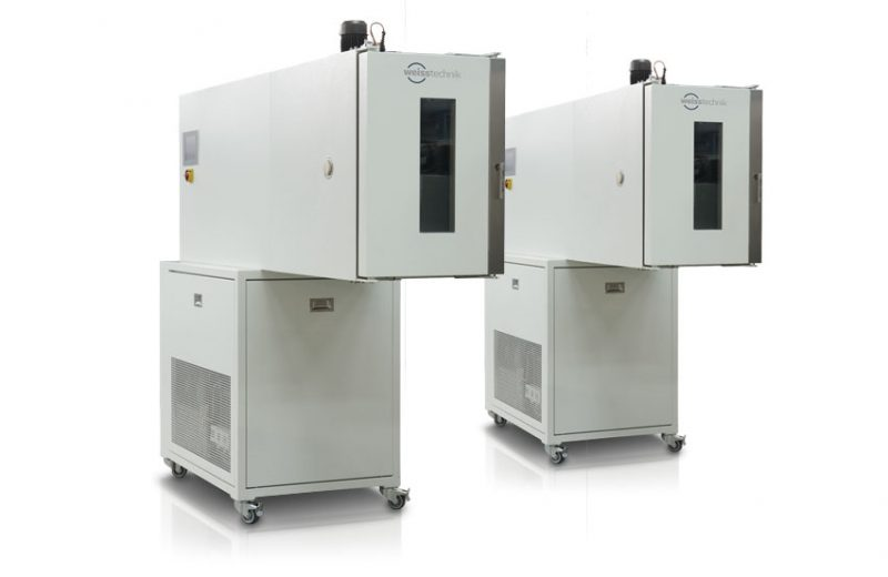 Tensile Test-Temperature Chamber, TensileEvent