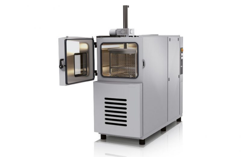 Test Cabinets for Temperature Shock Tests ShockEvent