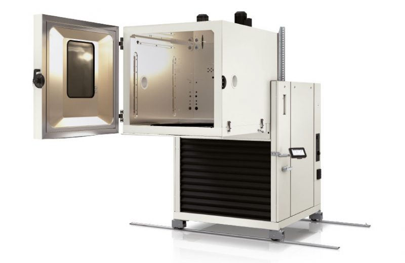Vibration Testing Cabinets ShakeEvent