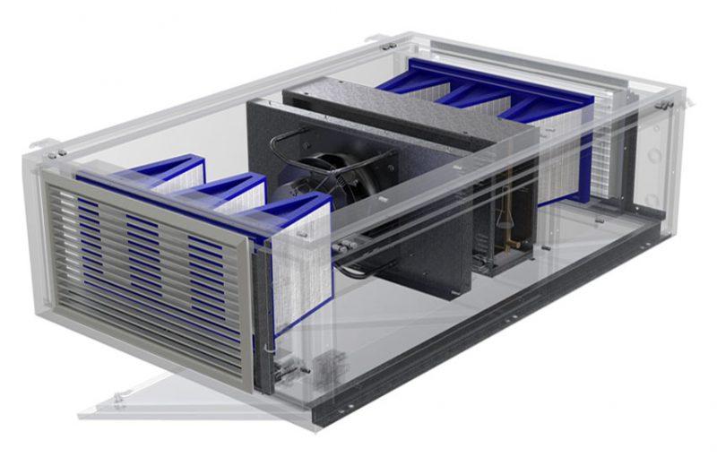 Vindur Top Hygienic air cooling unit