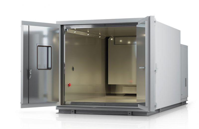 Walk-In Test Chambers ClimeEvent