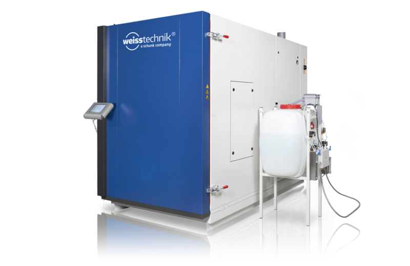 Climate change corrosion test chamber - SC 1000/15-60 IU